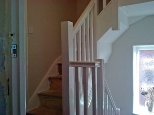 New Staircase Into Loft