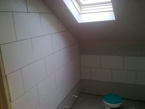 Tiled And Ready For En-Suite